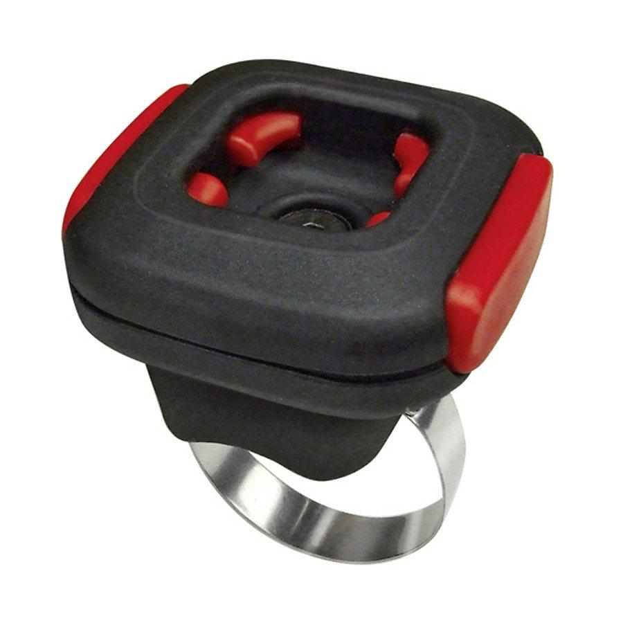 KlickFix Fahrradtasche »Quad Adapter schwarz«