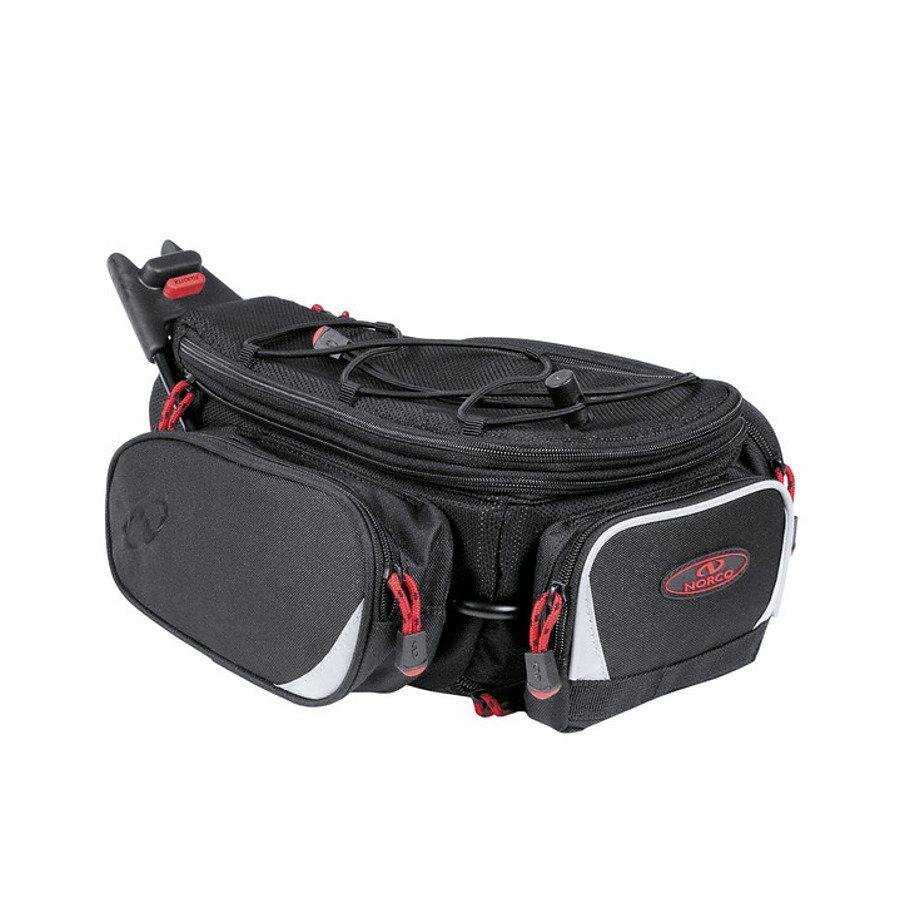 Norco Gepäckträgertasche »Carson Sattelstütztasche schwarz«