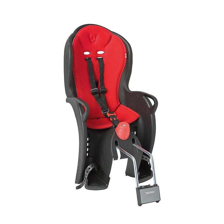 Hamax Kindersitz-System »Sleepy Kindersitz schwarz/rot«