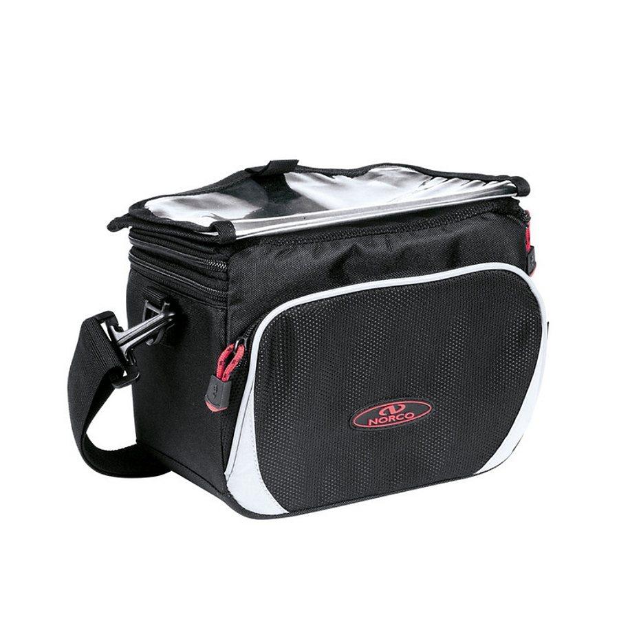 Norco Gepäckträgertasche »Boston Lenkertasche schwarz«
