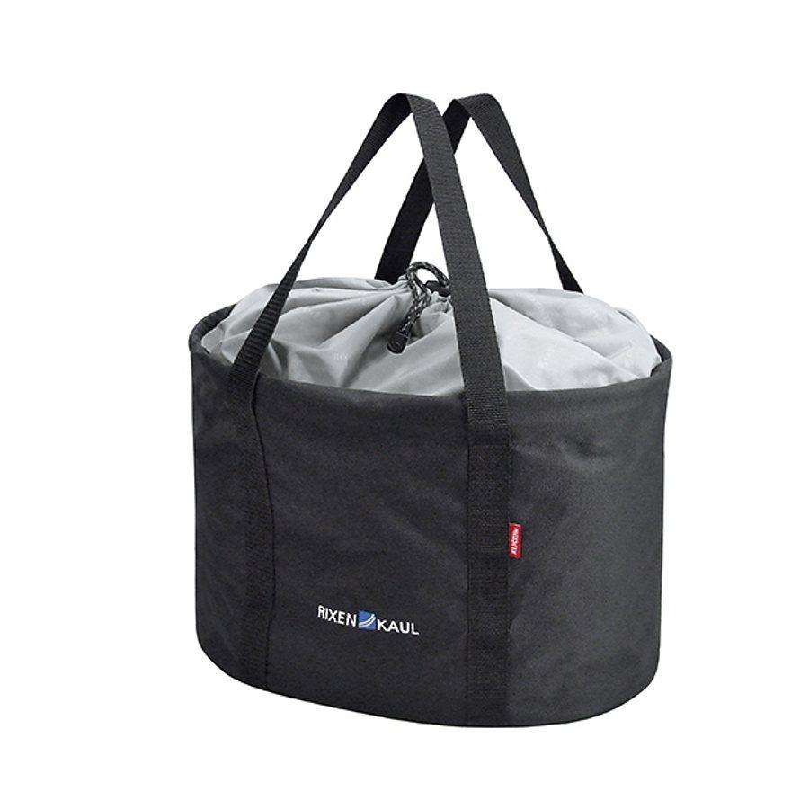 KlickFix Gepäckträgertasche »Shopper Pro schwarz«