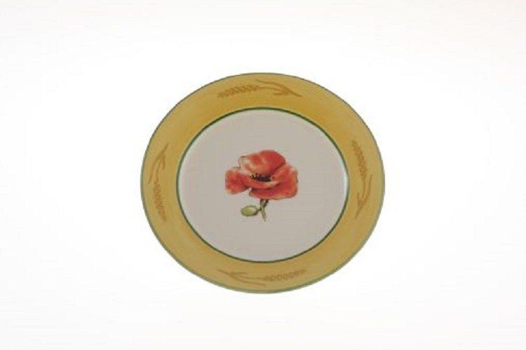 Zeller Keramik Teller »Kornfeld« in Mehrfarbig