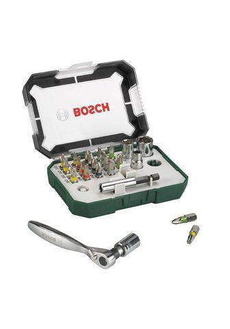 BOSCH Bit-Set 26-St. su Ratsche
