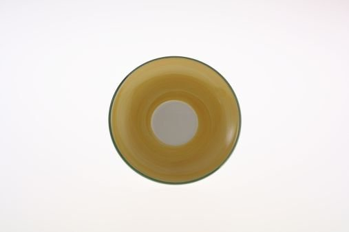 Zeller Keramik Untertasse »Kornfeld« in Mehrfarbig