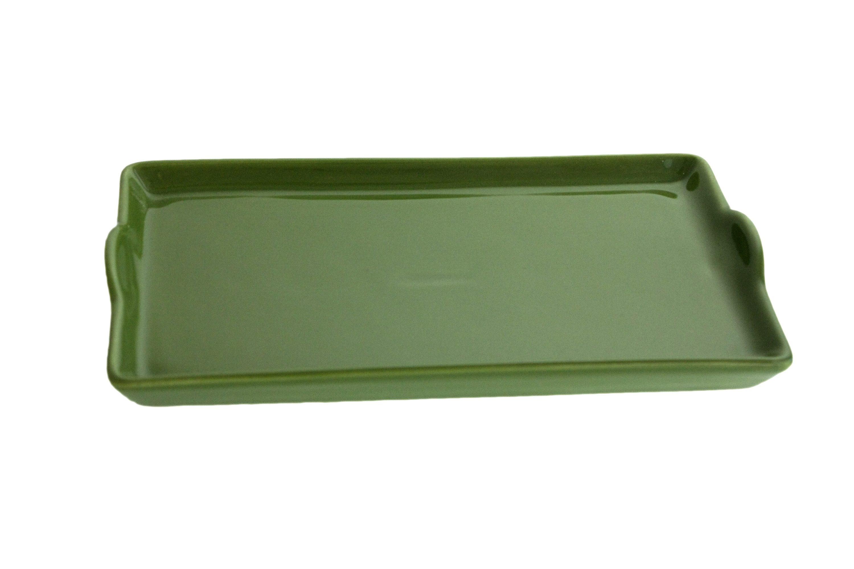 Zeller Keramik Tablett »Kornfeld«