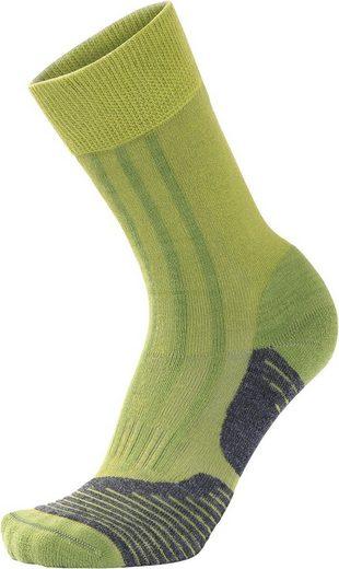 Socken »Meindl Socke MT2 grün«, normale Passform