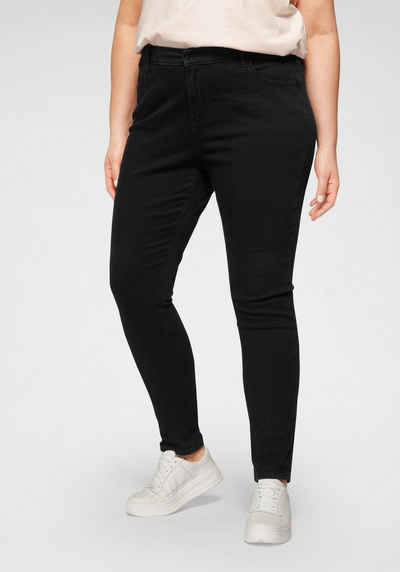 Levi's® Plus Skinny-fit-Jeans »721 High-Rise« mit hohem Bund
