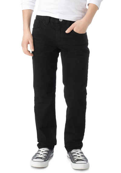 Arizona Stretch Jeans regular fit mit geradem Bein im 5 Pocket Style