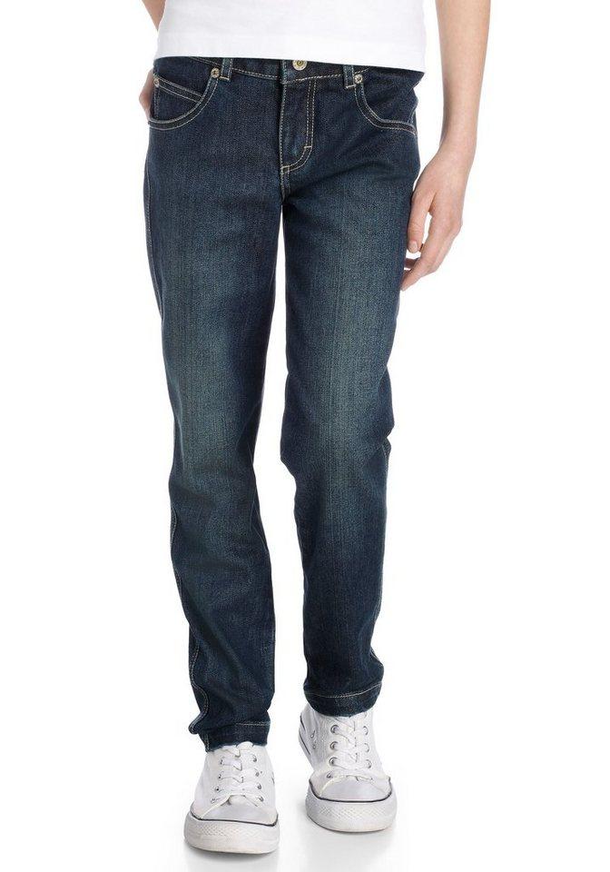 CFL Jeans Skinny, für Mädchen in blue denim