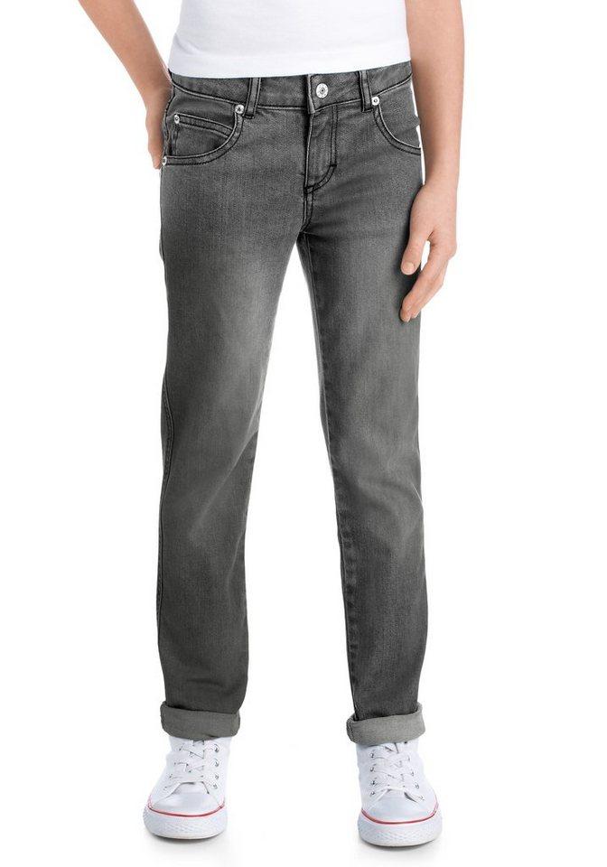 CFL Jeans Skinny, für Mädchen in grey denim