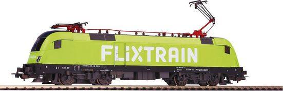 "PIKO Modelleisenbahn-Set »E-Lok ""Taurus"" Flixtrain IV«"