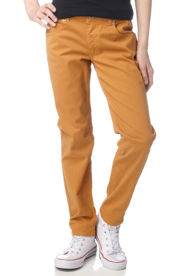 CFL Jeans Skinny in Curry