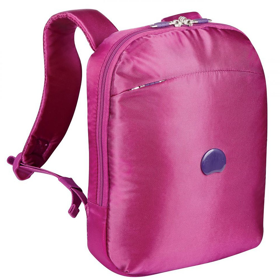 Delsey For Once Rucksack 38 cm in orchidee-violett