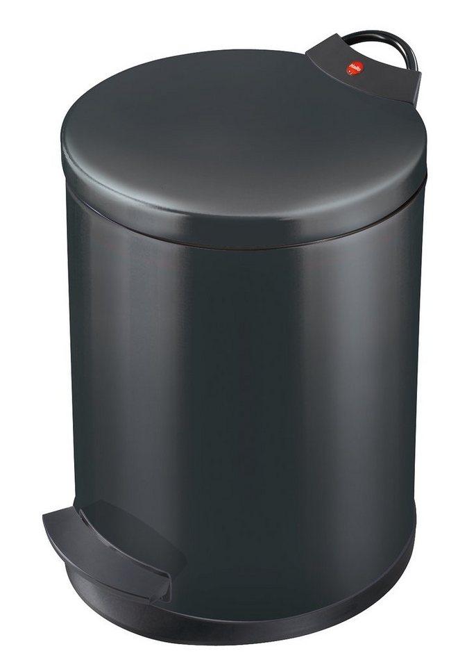 Abfalleimer »T2.13« in schwarz
