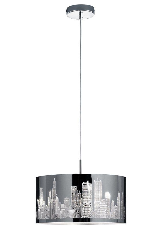Trio Leuchten : trio leuchten pendelleuchte 2 flammig metallteile chromfarben online kaufen otto ~ Watch28wear.com Haus und Dekorationen