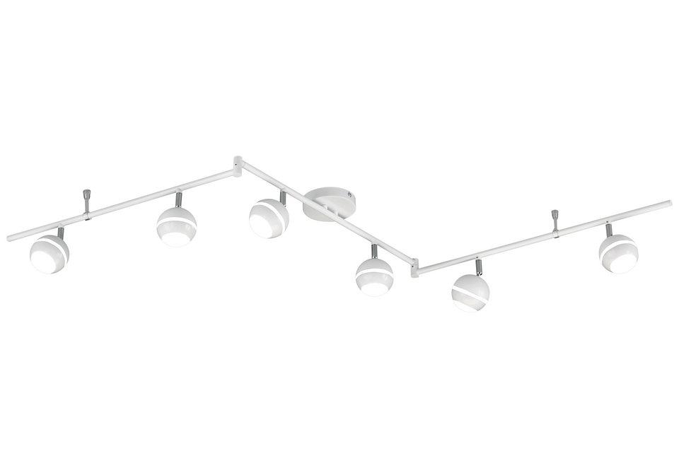 trio leuchten led deckenstrahler 6 flammig kaufen otto. Black Bedroom Furniture Sets. Home Design Ideas