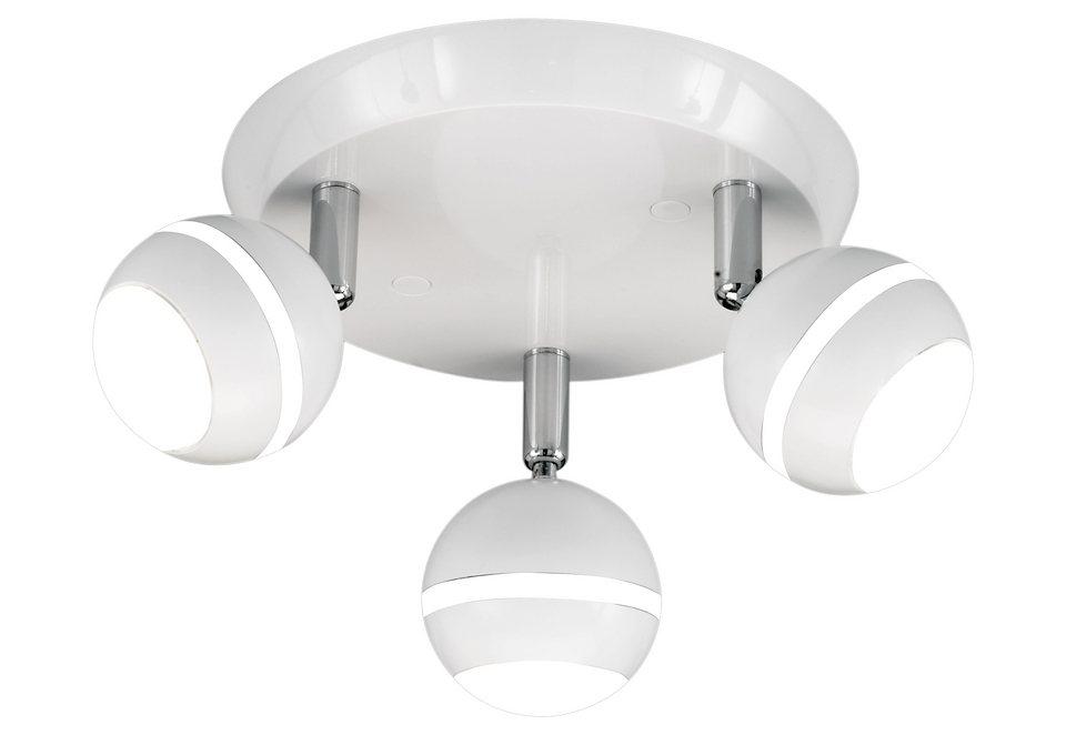 trio leuchten led deckenstrahler 3 flammig kaufen otto. Black Bedroom Furniture Sets. Home Design Ideas