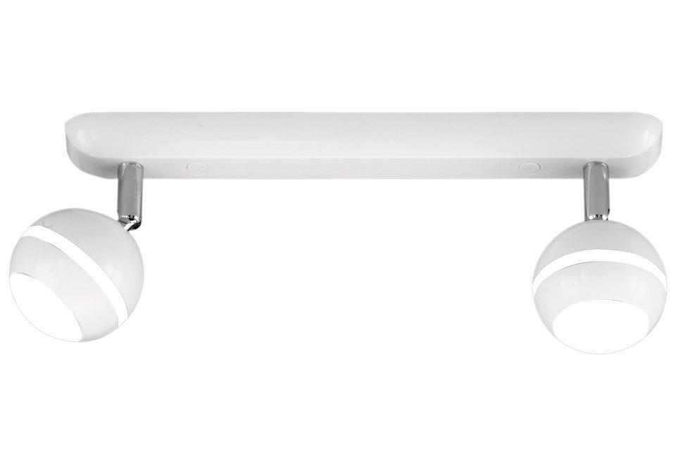 trio leuchten led deckenstrahler 2 flammig kaufen otto. Black Bedroom Furniture Sets. Home Design Ideas