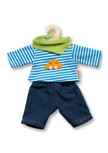 Heless Puppenkleidung »Jeans mit Streifenshirt« (Set, 3-tlg)