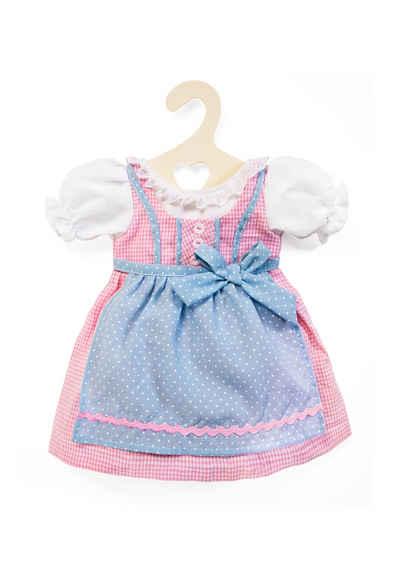 Heless Puppenkleidung Größe 35-45 cm »Dirndl rosa-blau« Sale Angebote Felixsee