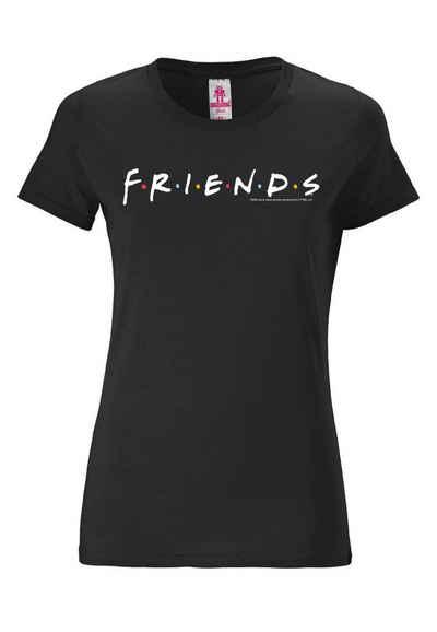 LOGOSHIRT T-Shirt »Friends - Logo« mit lizenziertem Print