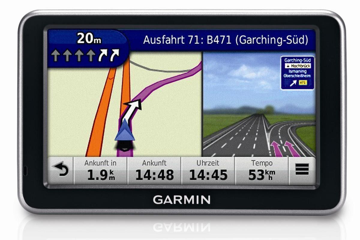 Garmin Navigationsgerät »nüvi 140LMT CE«