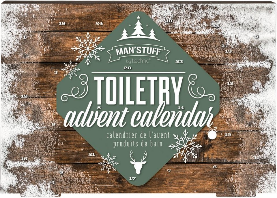 Man`Stuff Männer Beauty Adventskalender 2020