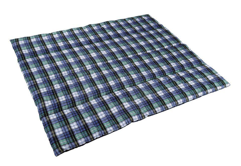Decke, Royalbeach®, »Komfort-Picknickdecke« in natur