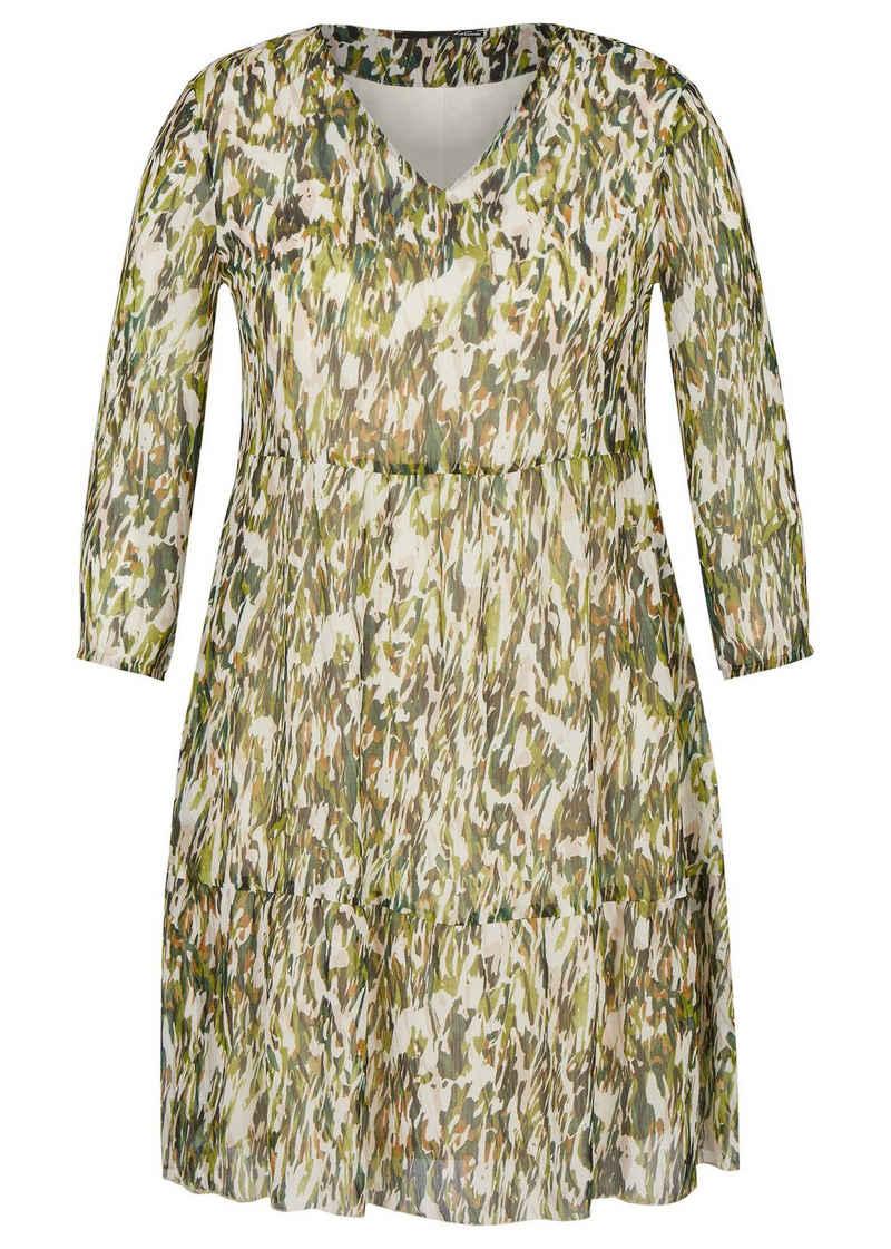 LeComte A-Linien-Kleid
