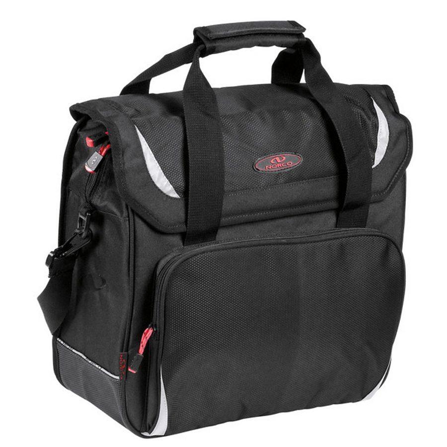 Norco Gepäckträgertasche »Dalton Citytasche schwarz«
