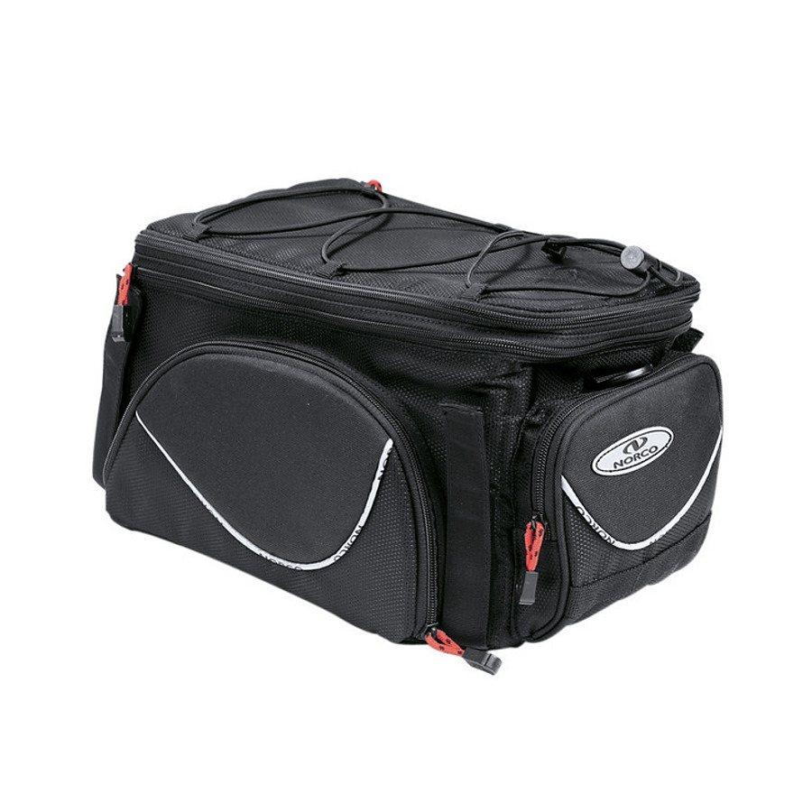 Norco Gepäckträgertasche »Manitoba Gepäckträgertasche schwarz«
