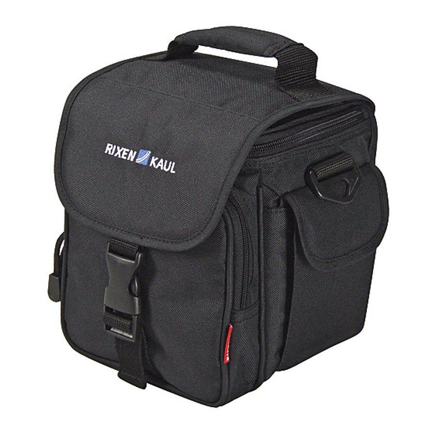 KlickFix Gepäckträgertasche »Allrounder Mini Lenkertasche schwarz«