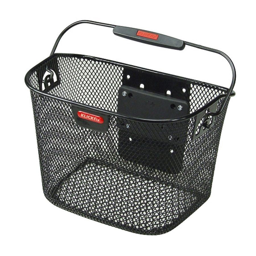 KlickFix Fahrradkorb »Mini feinmaschig«