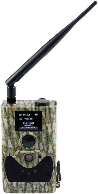 Action, Outdoorkameras - Berger Schröter »Wildkamera Fotofalle HD 18 MP mit MMS GPRS Funktion« Outdoor Kamera  - Onlineshop OTTO
