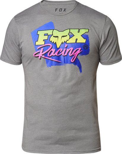 Fox T-Shirt »Castr Premium Kurzarm T-Shirt Herren«