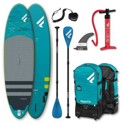 Fanatic SUP-Board »Fanatic SUP Package Package Fly Air Premium/Pure«