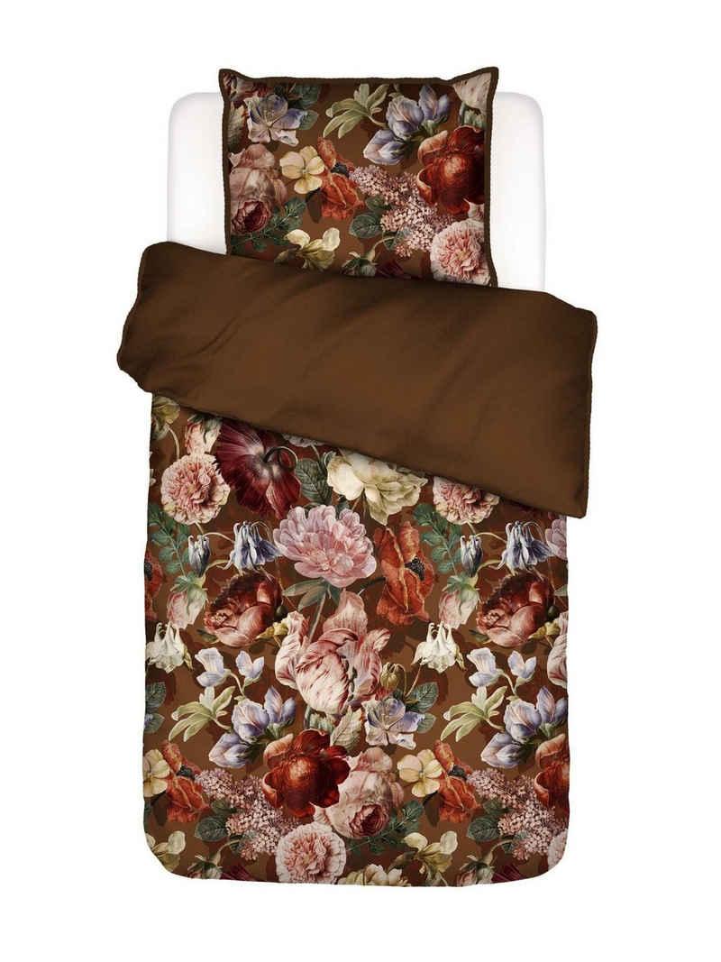 Bettwäsche »Claire«, Essenza, mit floralem Muster