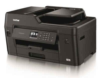 Brother Brother MFC-J6530DW Tintenstrahldrucker, (WLAN, automatischer Duplexdruck)
