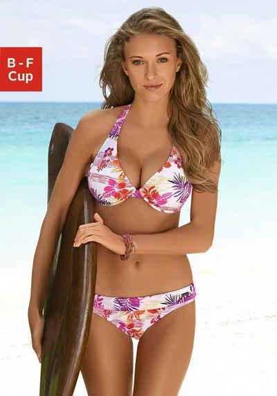 Venice Beach Bügel-Bikini im Hawaii-Design