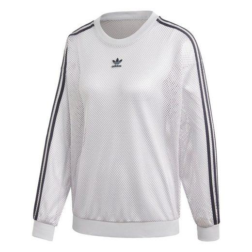 adidas Originals Sweatshirt  Mesh Sweatshirt