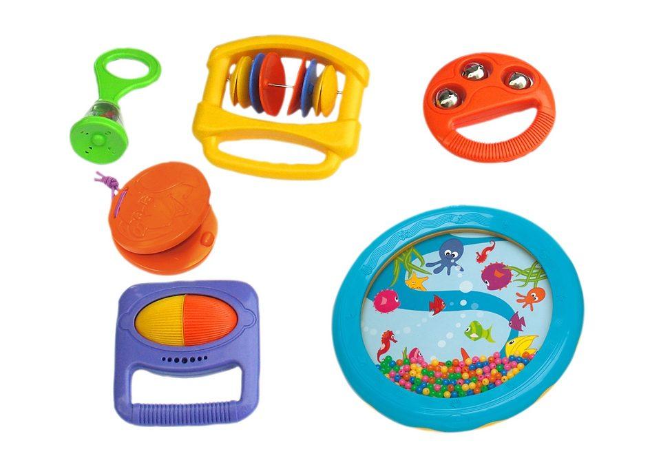Baby-Rhythmus-Set, Voggenreiter, zum ersten Geburtstag
