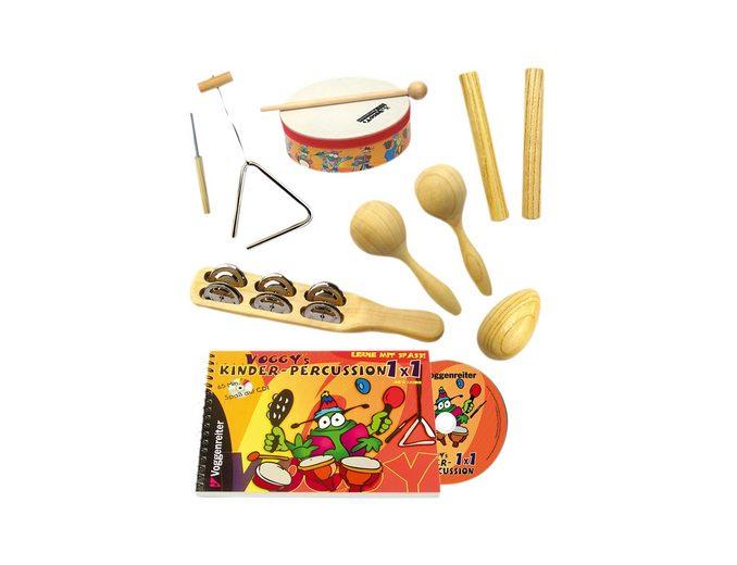 Kinder-Percussion-Set, Voggenreiter