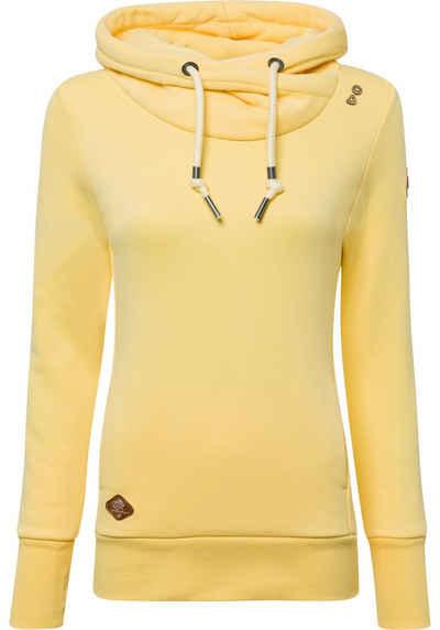 Ragwear Sweatshirt »GRIPY BUTTON O«