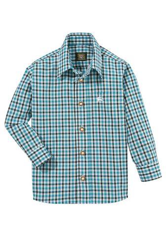 OS-Trachten Tautinio stiliaus marškiniai in mading...