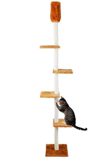 SILVIO design Kratzbaum »Superior«, BxTxH: 50x36x230-260 cm