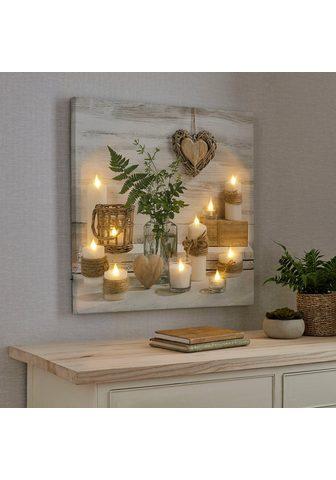 Art for the home LED-Bild »Harmony LED« (1 vienetai)