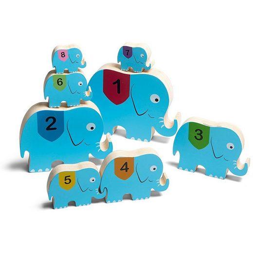 BuitenSpeel Stapelspielzeug »Stapelelefanten«