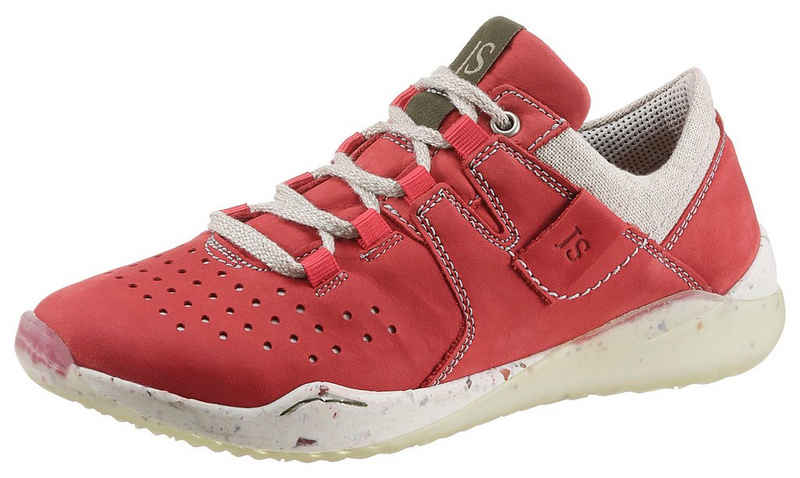 Josef Seibel »RICKY 18« Sneaker mit gesprenkelter Laufsohle