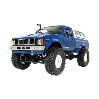 Amewi Spielzeug-Auto »Offroad Truck 4WD 1:16 RTR blau«