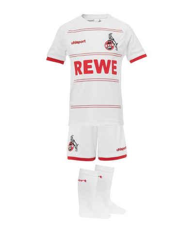 Uhlsport Fußballtrikot »1. FC Köln Mini-Kit Home 2021/2022«